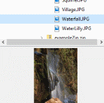 Screenshot ShellBrowser .NET JamThumbnailImage_Preview